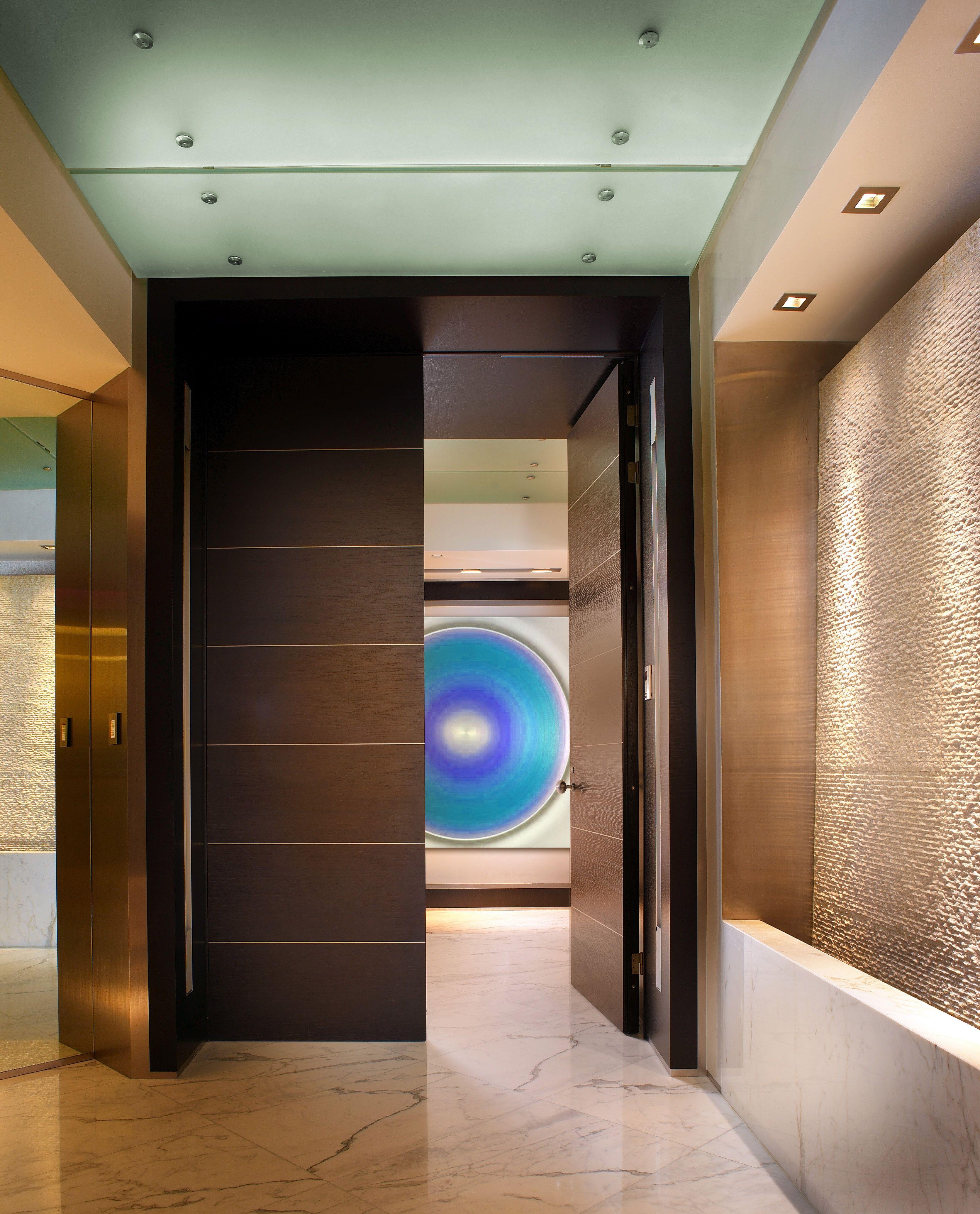 Fisher Island   Palazzo del Mare   Modern entry door, Contemporary ...
