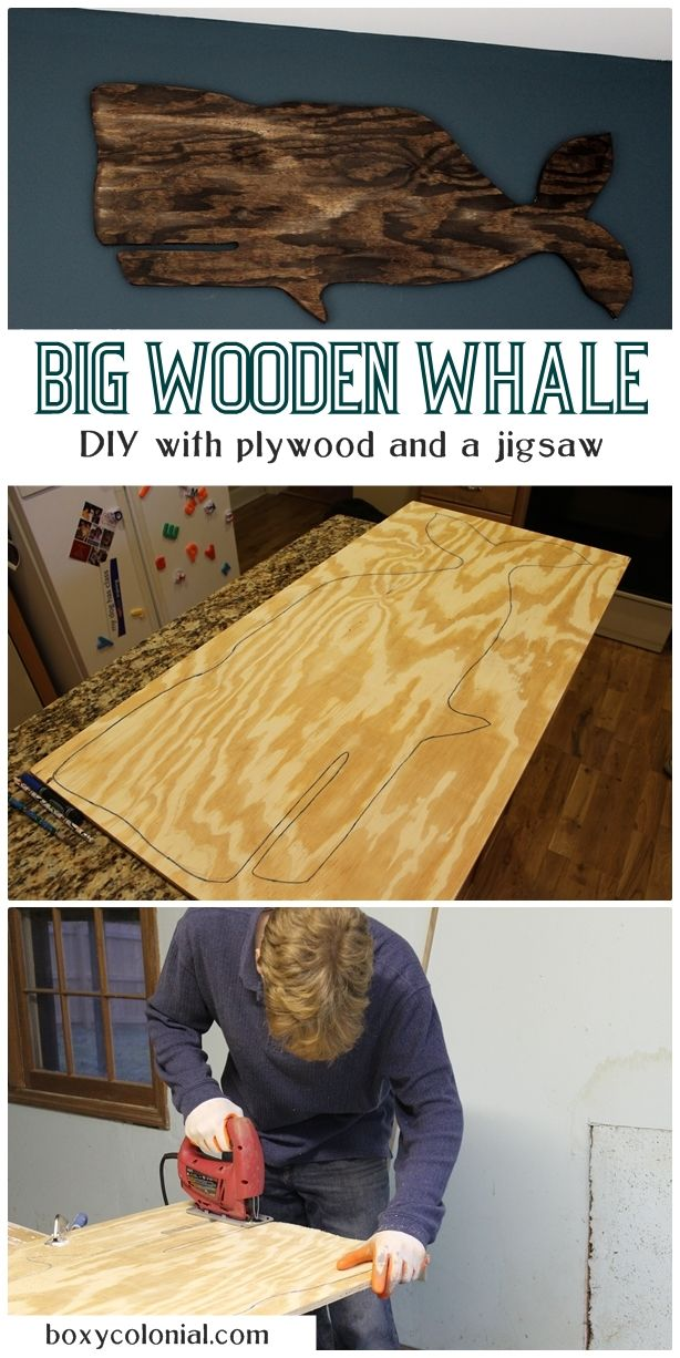 11 Big Wooden Whale The Last Sniff At Least For Now