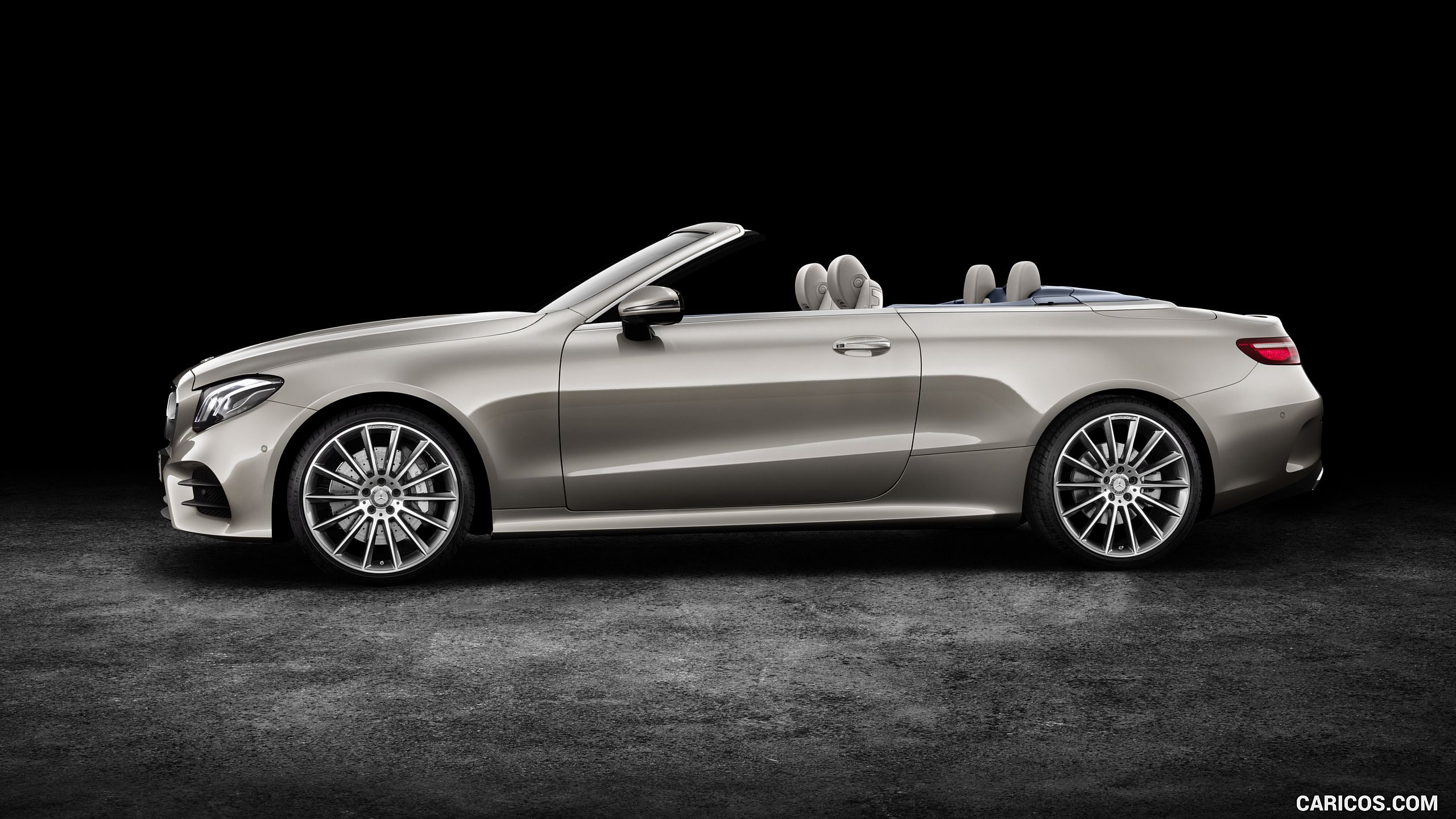 2018 Mercedes Benz E Class Cabrio Wallpaper Mercedes