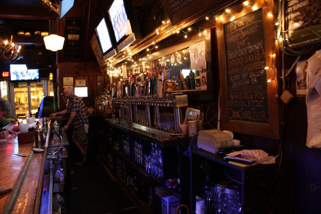 Bar Hunt