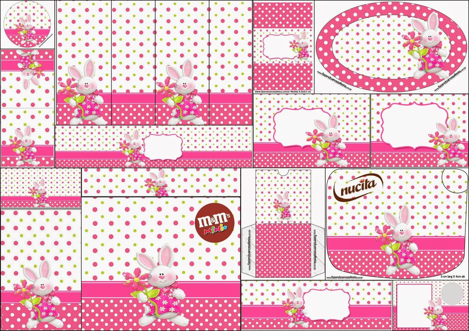 Favori Великден Rosa: Етикети Print Candy Bar безплатно. | Идеи и  PW42