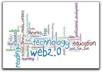 Awesome site of Web 2.0 tools...created by media specialists FOR media specialists