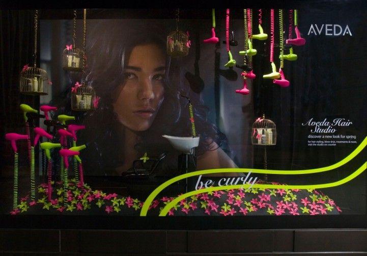 Avedaby Minki Balinki Visual Merchandising and Window Displays