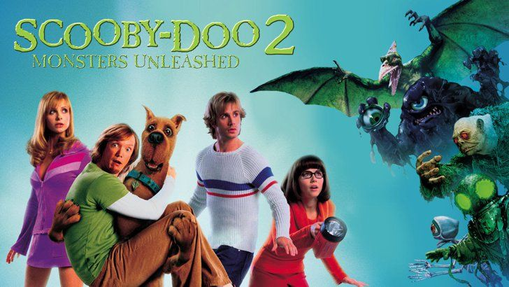 Scooby Doo 2 Monsters Unleashed Scooby Doo Free Movies Online Monster