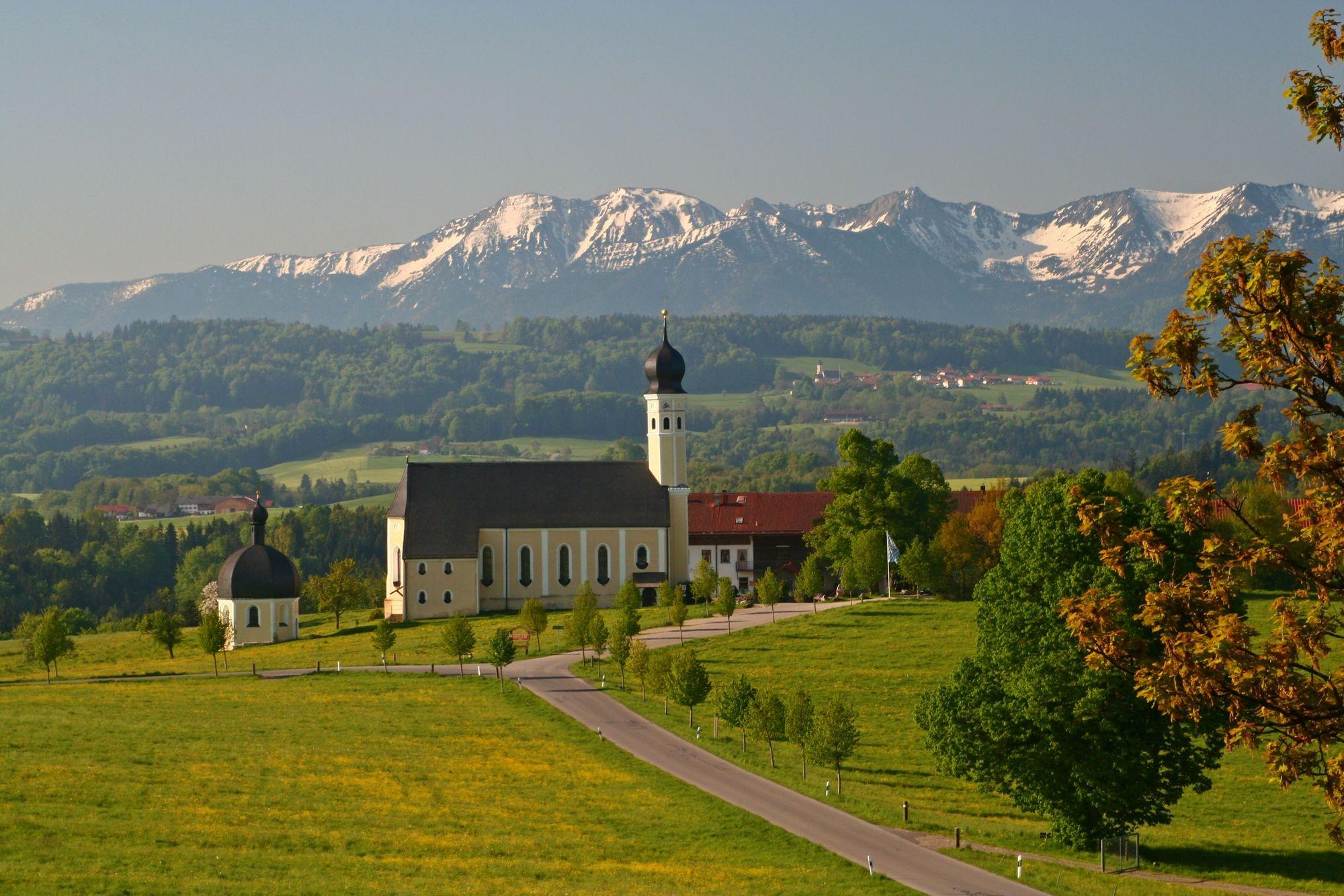 IrschenbergWilparting Reisen, Alpen, Irschenberg