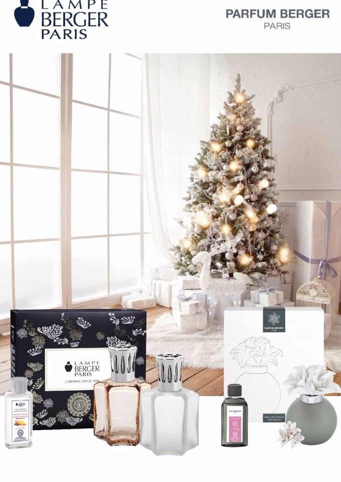 Available At Crafted Decor Streetsville Lampe Berger Christmas Collection 2017