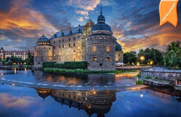 Guidade visningar på Örebro slott - sommar - orebrotown.com