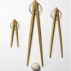 Photo of kitchen tongs