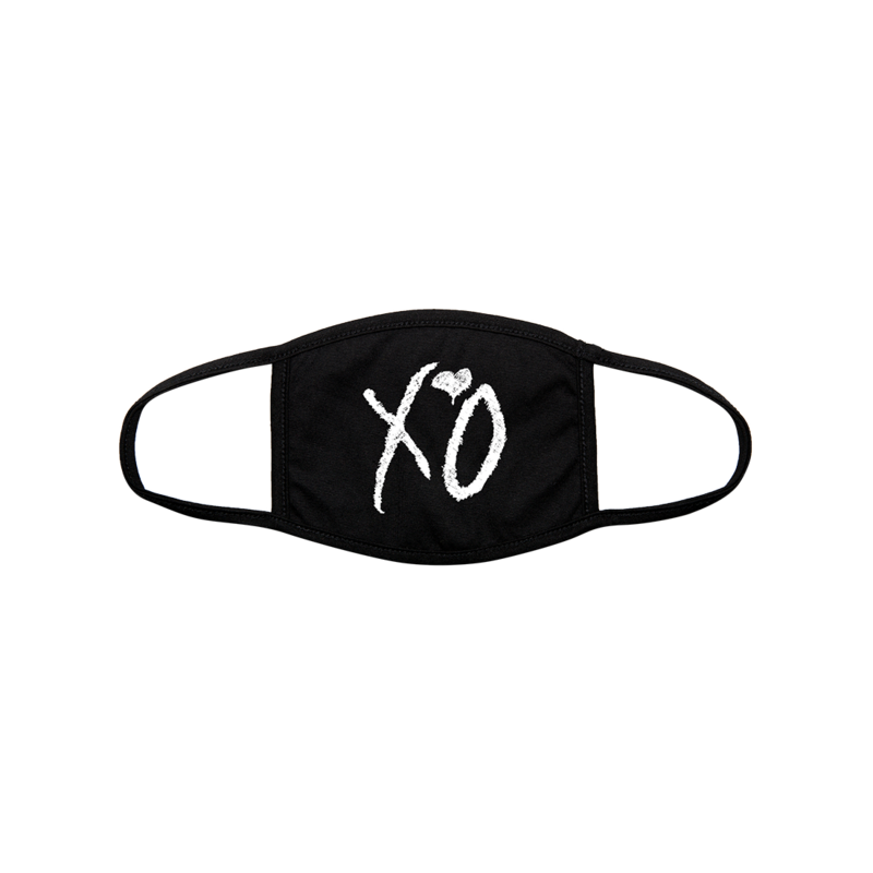XO CLASSIC LOGO CLOTH FACE COVERING in 2020 Face cover