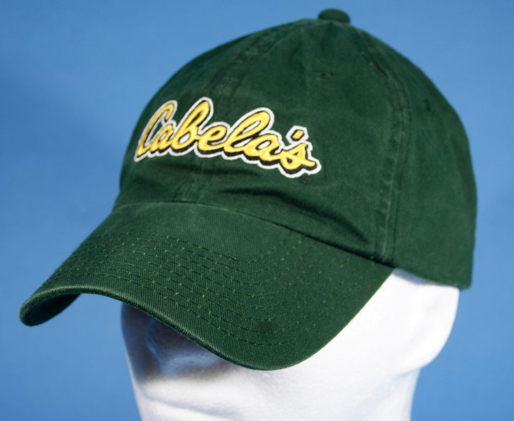 e0de0d2ccdb Cabela s Baseball Cap. Trucker hat