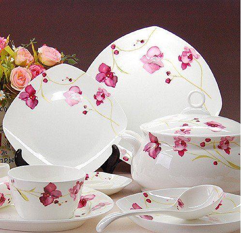 china set | tablewaredinnerware setpottery bowlsplateschina wedding dinnerware & china set | tablewaredinnerware setpottery bowlsplateschina ...