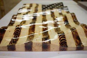 Waving American Flag #americanflag