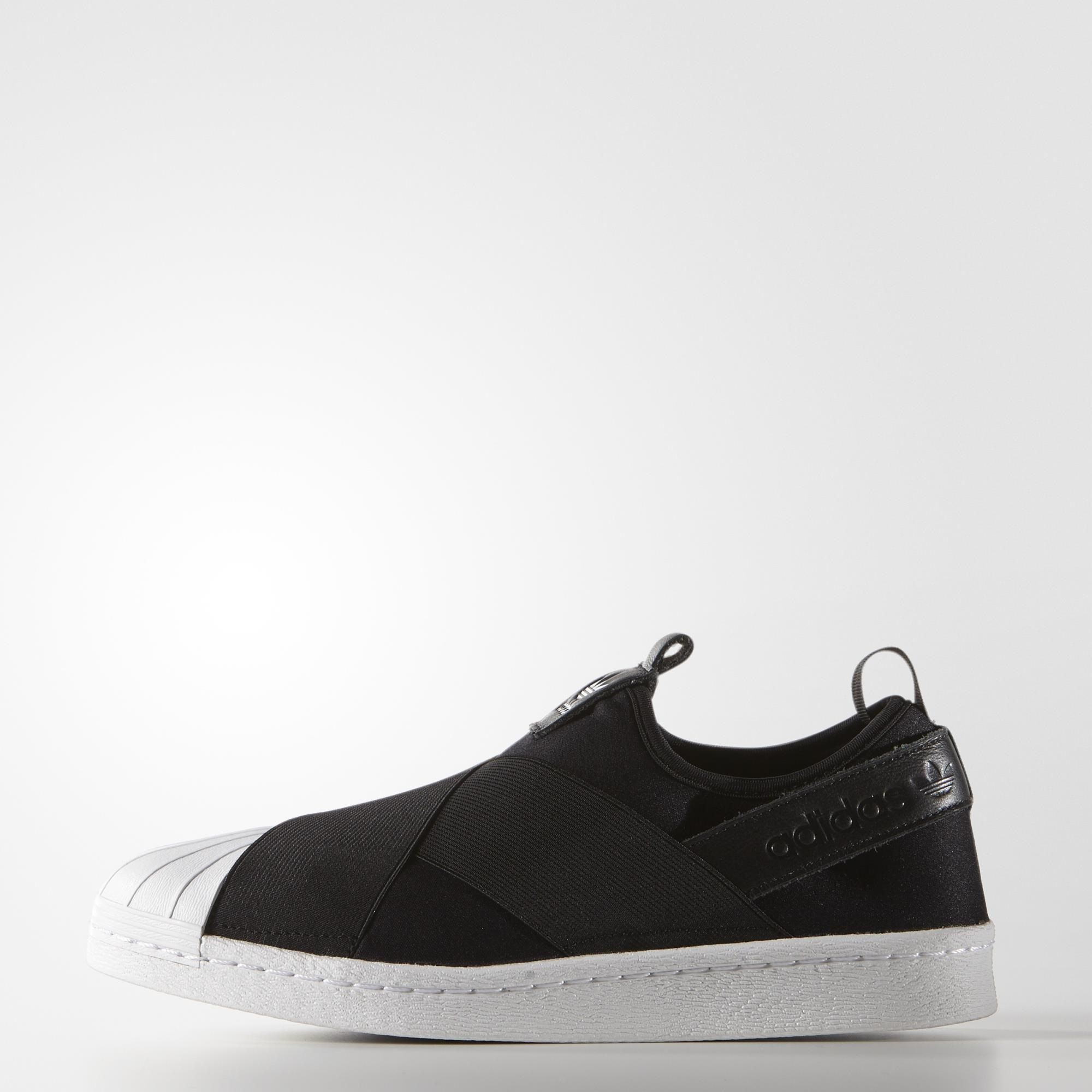 huge discount 6888c 3c956 Superstar Slip-on Shoes | รองเท้า in 2019 | Adidas superstar ...