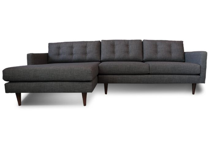 Thrive Furniture Lincoln Sectional 3 199 00 Http Www Thrivefurniture