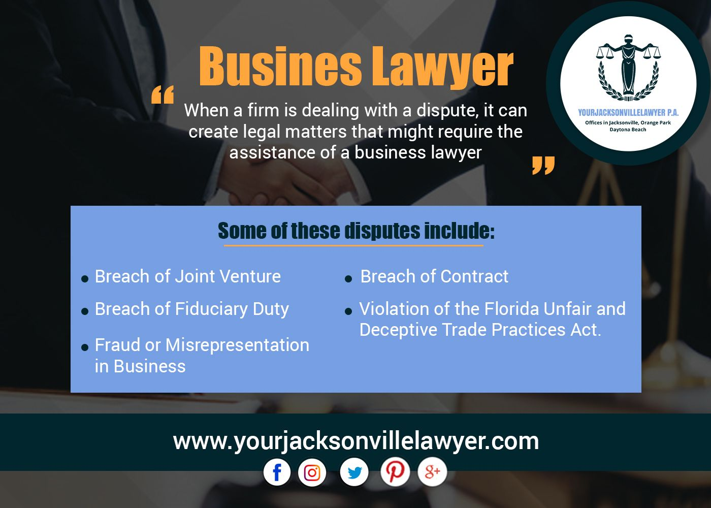 Looking For The Best Business Lawyer In Florida Getting Started