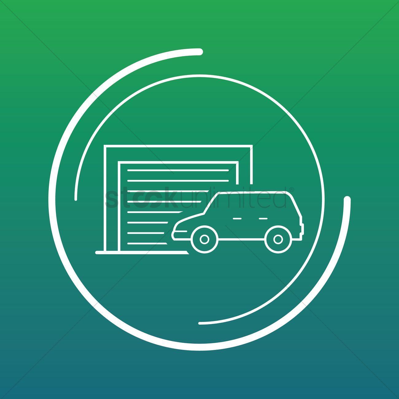 Car Garage Vectors Stock Clipart Aff Garage Car Vectors Clipart Stock Affiliate In 2020 Photography