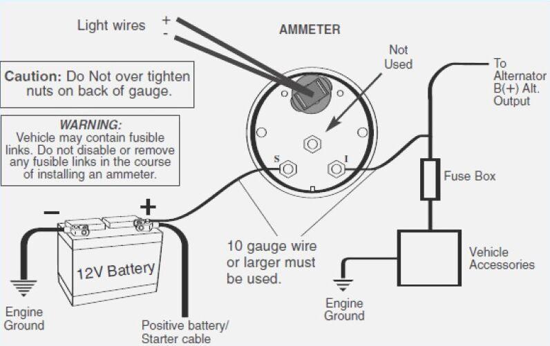 amp meter wiring diagram for ford  1986 corvette seat