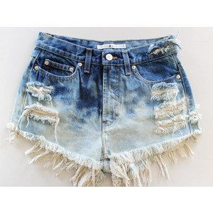 Hey, I found this really awesome Etsy listing at https://www.etsy.com/listing/154097709/ombre-cut-off-shorts