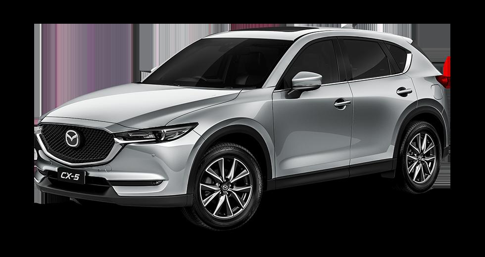 Mazda CX5 MidSize SUV with Premium KODO Design Evolution