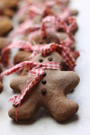 Salt Dough Ornaments For Kids