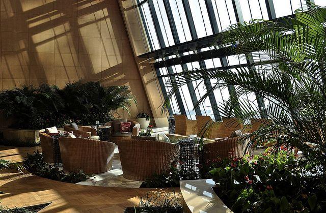 Sky Garden Sky Garden Fairmont Baku Hotel Design