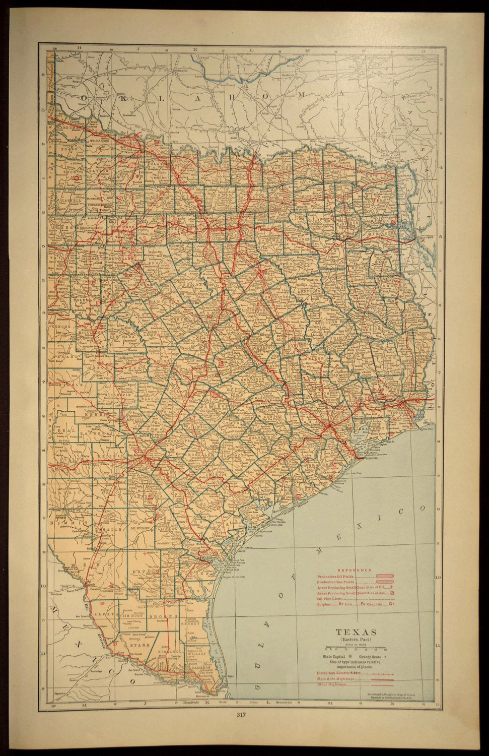 Texas Map of Texas Wall Decor Art Road Map LARGE East ... on religion maps of texas, antique nevada map, railroad map in texas, rare maps of texas, decorative maps of texas, antique alaska map, ancient maps of texas, antiques in texas, blue maps of texas, on a map of ja ranch texas, historical maps of san antonio texas, large print road maps texas, antique show round top texas, antique show round top map, rustic maps of texas, charts of texas, agriculture maps of texas, vintage texas, printable maps north texas,