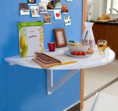 Sobuy tavolo pieghevole a muro tavolo pieghevole tavolo da cucina tavolo per cameretta in - Tavolo a muro cucina ...