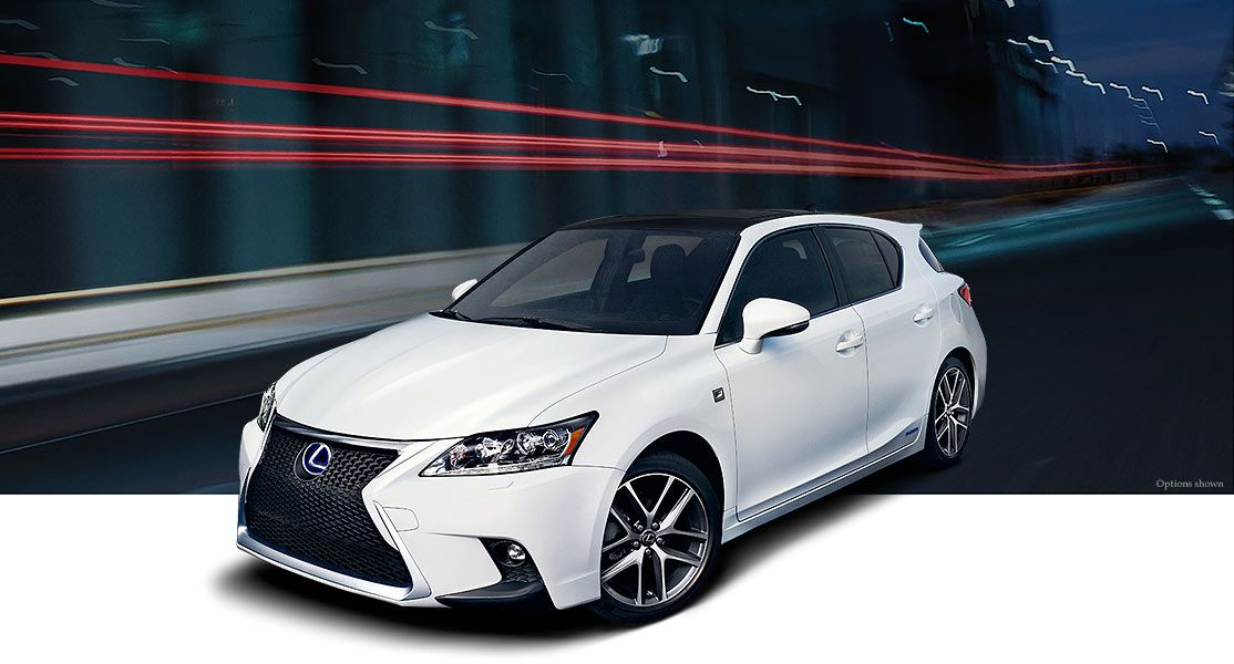 2016 Lexus Ct Hybrid Performance