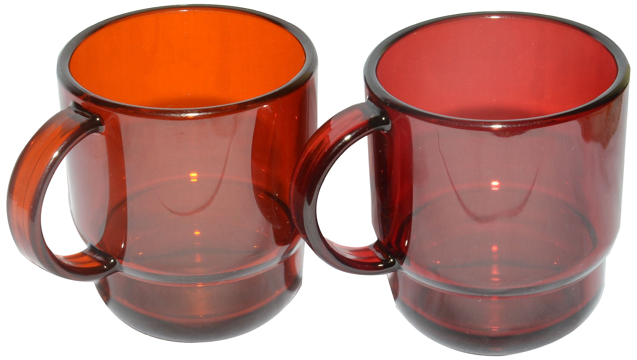 Buy Tupperware PC Coffee Mug Set, Set of 2, Brown
