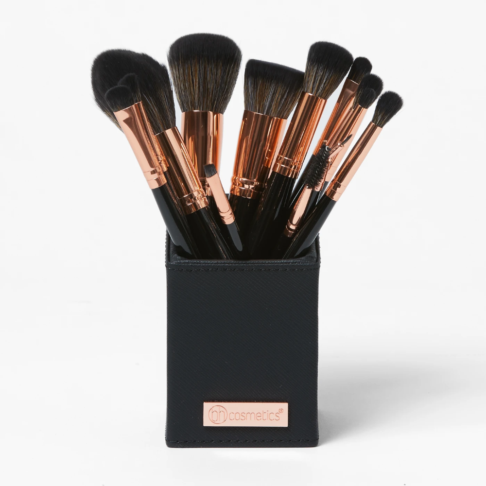 BH Signature Rose Gold in 2020 Makeup brush set, Bh