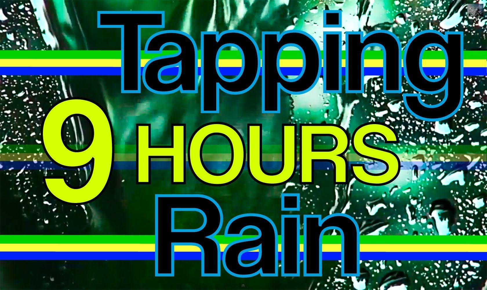 9 Hours Of Relaxing Rain Sounds Tapping Rain Thunderstorm Hd Relaxing Rain Sounds