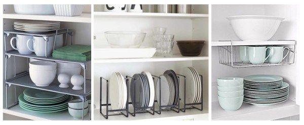organiser et ranger une petite cuisine comment am nager. Black Bedroom Furniture Sets. Home Design Ideas