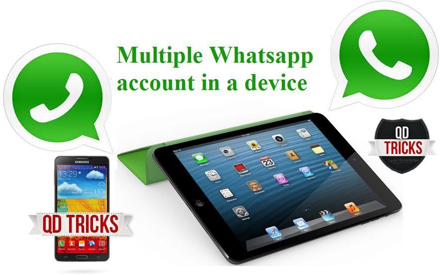 How to run dual whatsapp account in one phone mobile