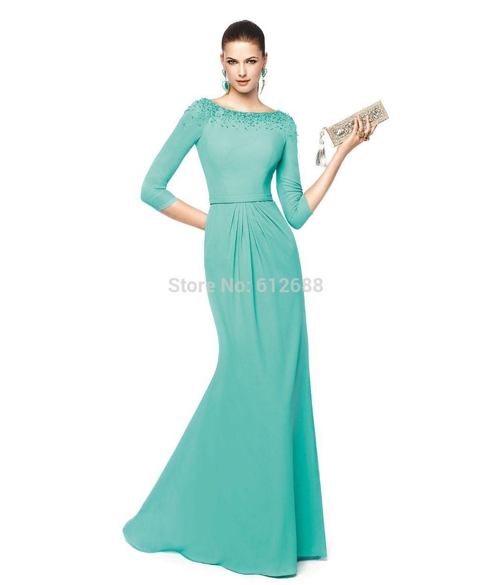 Click to buy ucuc new arrival vestido de festa scoop three