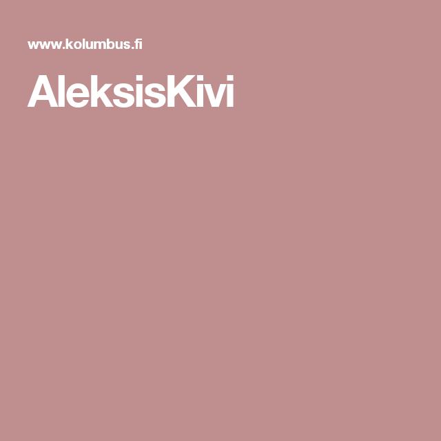 AleksisKivi
