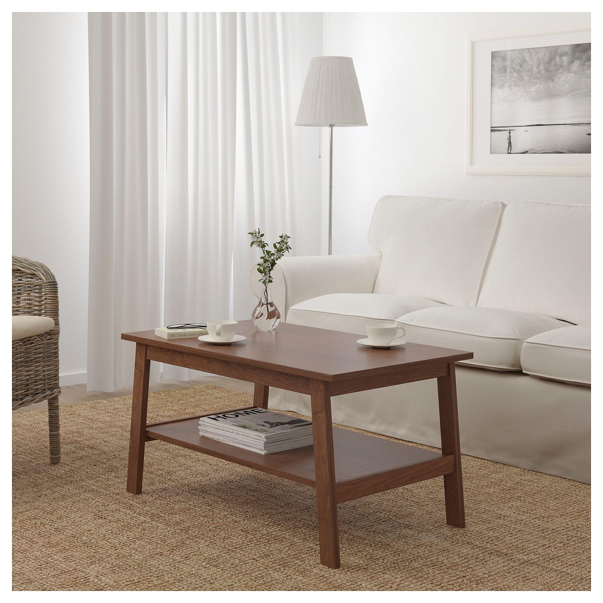 Ikea Tavolino Lack Bianco.Lunnarp Tavolino Bianco In 2019 Ikea Coffee Table Lack