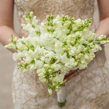 Bridesmaid Sweet Pea Bouquet
