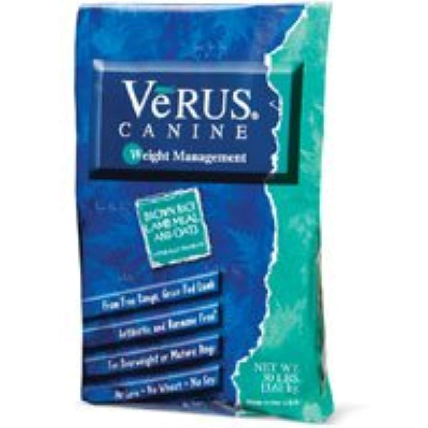 Verus Weight Management Formula Dry Dog Food 30lb You Can Find