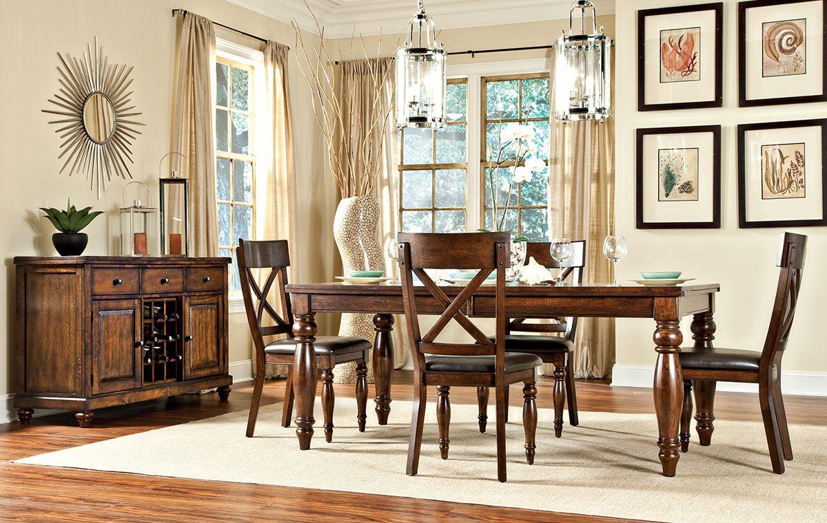 Good Intercon Kingston Dining Collection | Furniture Market, Austin, Texas
