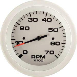 Tachometer 0 7000 Rpm Arctic Series Gauges 1 68374p Tachometer Arctic Alternator