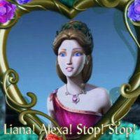 Liana Alexa Stop Stop With Images Barbie Barbie Princess