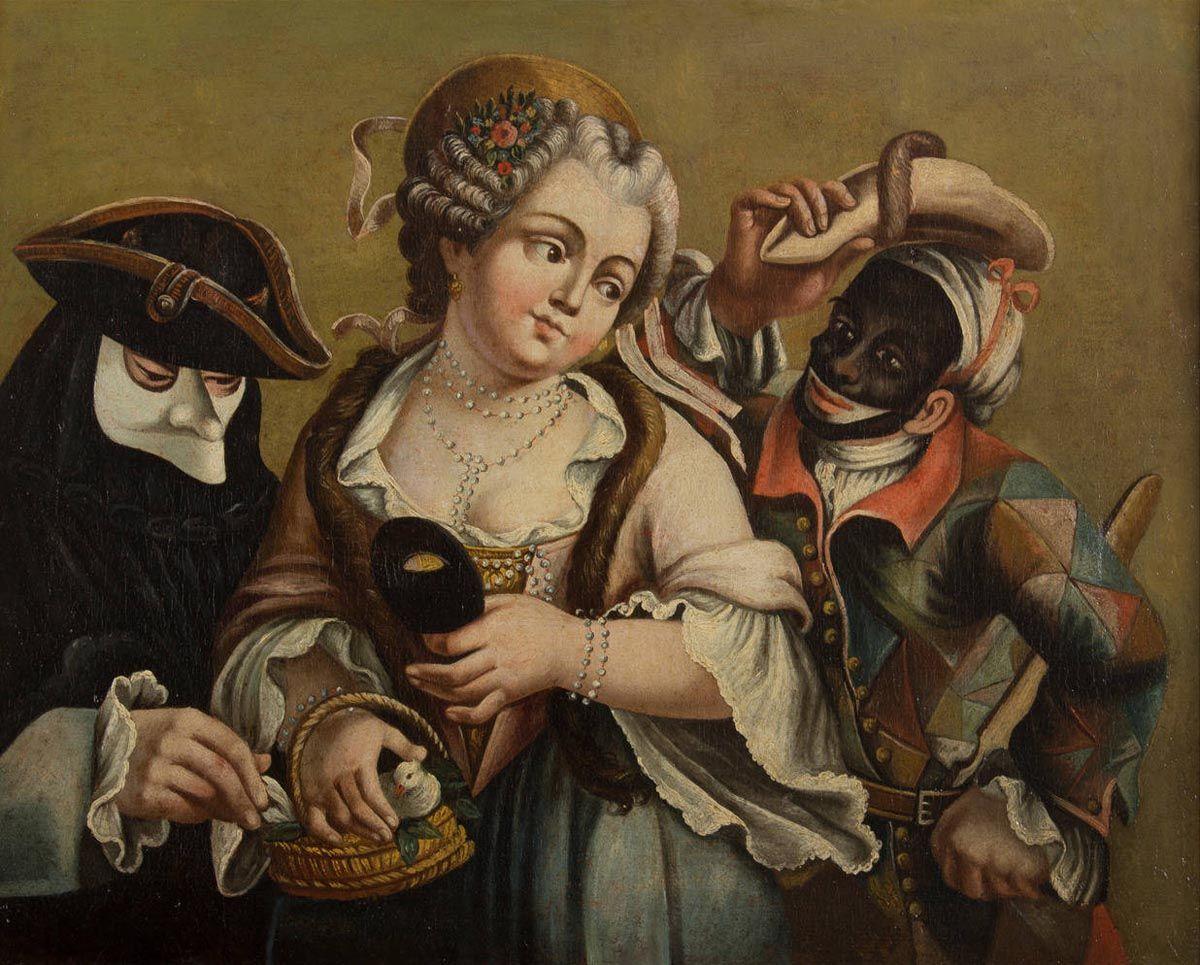 Комедия дель арте, театр эпохи Возрождения,