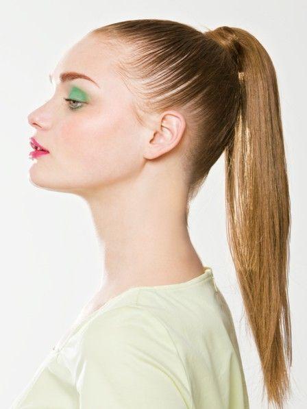 frisuren f r ungewaschene haare so merkt 39 s keiner frisuren pinterest haare waschen. Black Bedroom Furniture Sets. Home Design Ideas