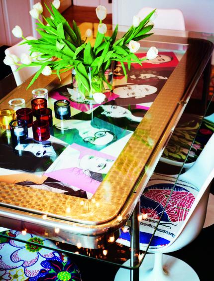 Inredningstips: Pimpa ditt bord | Bord, Inredning, Affisch