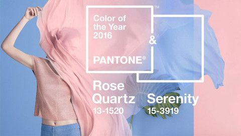 It S A New Year Freshen Up The Look Of Your Home Pantone Rose Quartz Serenity Color Of The Year