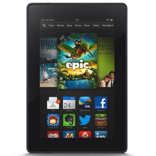 Kindle Fire Hd 7 Quot Hd Display Wi Fi 8 Gb Includes Special Offers Kindle Fire Hd Display Wi Fi Kindle Fire Hdx Kindle Fire Tablet Kindle Fire Hd