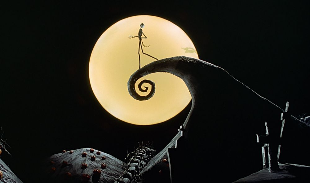 Nightmare Before Christmas Jack Skellington Zero | Nightmare ...