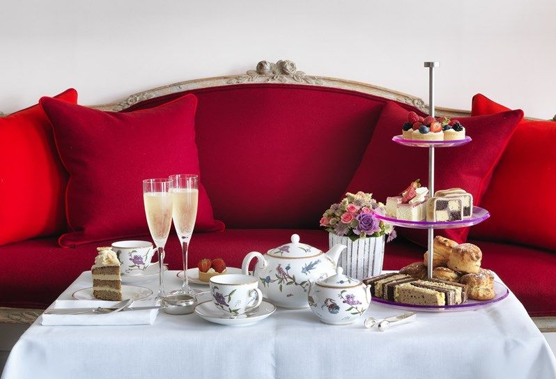 Firmdale Hotels Champagne Afternoon Tea Parties Tea Party