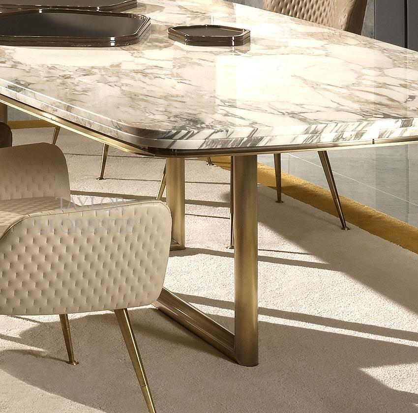 Marble Dining Table High End Designer Tables Taylor Llorente