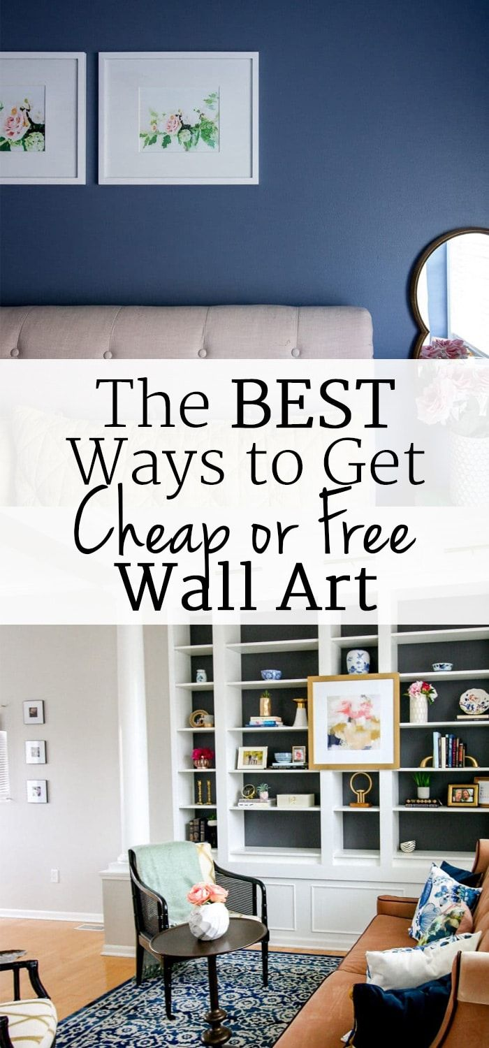 Cheap Art Ideas For My Walls Have Transformed My House For Way